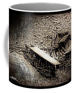 End Of The Line Mine Coffee Mug
