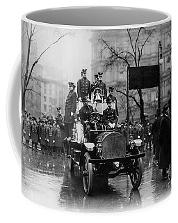 Engine 91 Fdny 1910 Coffee Mug