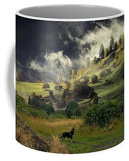 English Courtryside Coffee Mug