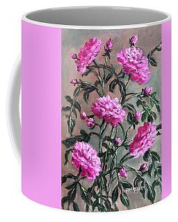 English Rose Gertrude Stein Coffee Mug