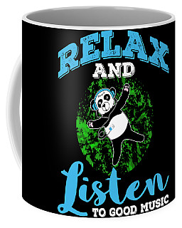 Enjoy More Your Do Nothing Day With This Cool And Awesome Tee Come And Join Relax With This Panda  Coffee Mug