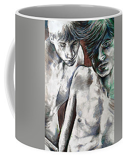 Entanged Boys Coffee Mug