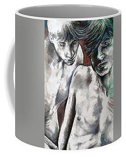 Entanged Boys Coffee Mug