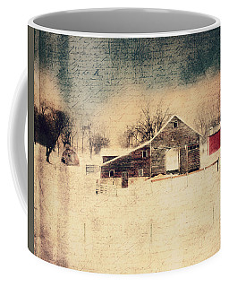 Entered In The Archive  Coffee Mug