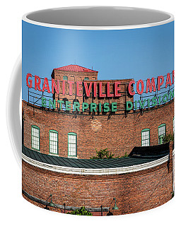 Enterprise Mill - Graniteville Company - Augusta Ga 1 Coffee Mug