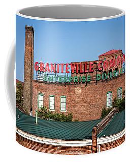 Enterprise Mill - Graniteville Company - Augusta Ga 2 Coffee Mug