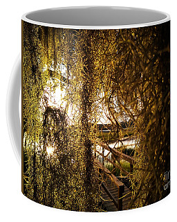 Coffee Mug featuring the photograph Entry by Robert Knight
