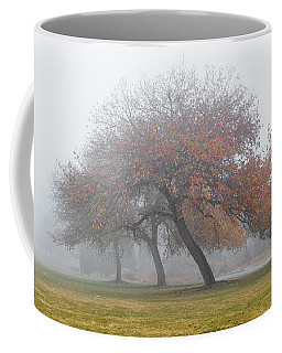 Enveloping Fog Coffee Mug