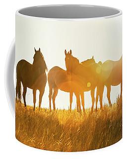 Equine Glow Coffee Mug