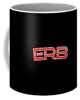 Coffee Mug featuring the digital art Erb by TintoDesigns