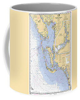 Estero Bay To Lemon Bay, Noaa Chart 11426 Coffee Mug