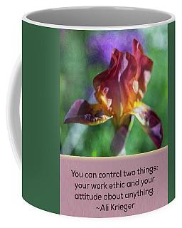Ethics And Attitude - Nature Art By Omaste Witkowski Coffee Mug
