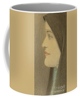 Etude De Femme, Circa 1910  Coffee Mug