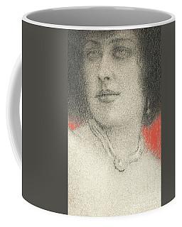 Etude De Femme, Circa 1914  Coffee Mug