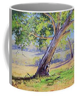 Eucalyptus Tree Australia Coffee Mug
