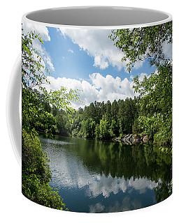 Euchee Creek Park - Grovetown Trails Near Augusta Ga 2 Coffee Mug