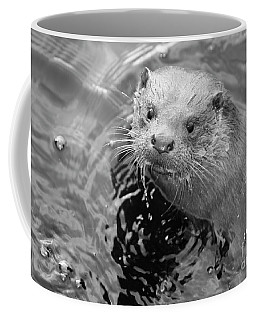 European Otter Coffee Mug