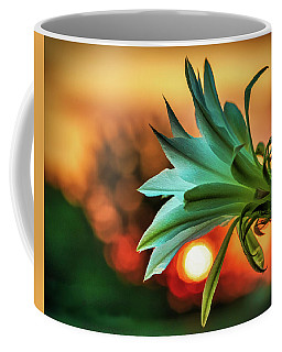 Even Those That Bloom In Darkness Can Find The Light Coffee Mug