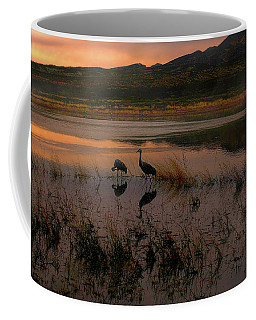 Evening Duet Coffee Mug