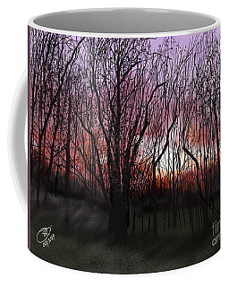 Evening Glow -ii Coffee Mug