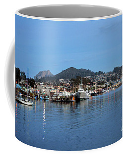 Evening In Morro Bay Coffee Mug