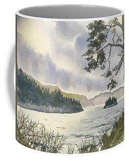 Evening On Derwentwater Coffee Mug