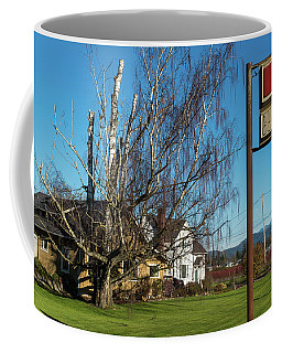 Evergreen Golf Course Coffee Mug