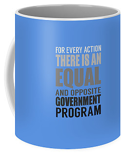 Every Action Coffee Mug