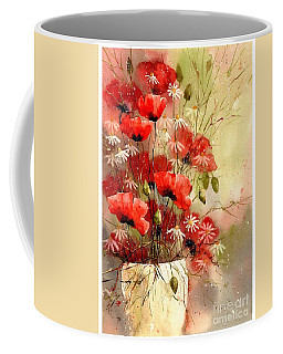 Everything About Poppies IIi Coffee Mug