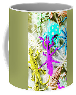 Exotic Creatures Coffee Mug