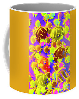 Exotic Tropics Coffee Mug