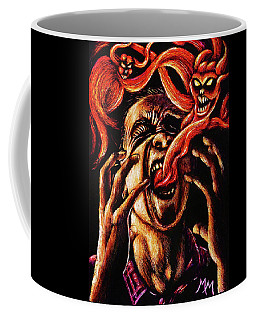 Expelling Demons Coffee Mug