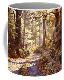 Explore With Me Coffee Mug