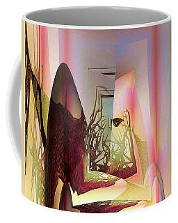 Coffee Mug featuring the digital art Eye Candy by Robert G Kernodle