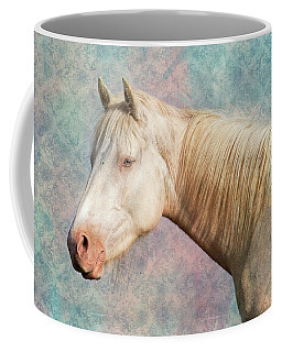 Coffee Mug featuring the photograph Eyes Like The Sky by Mary Hone
