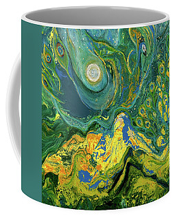 Eyes Of The Stars Coffee Mug