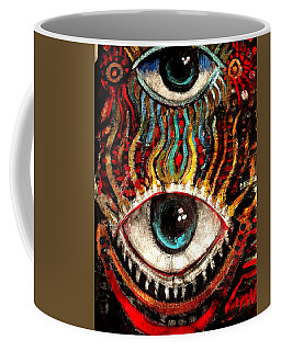 Eyes On You Coffee Mug