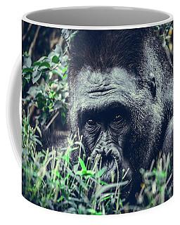 Eyes Speak Coffee Mug