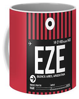 Eze Buenos Aires Luggage Tag II Coffee Mug