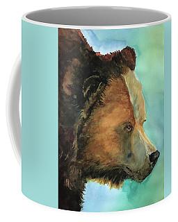 Face To Face Bear Coffee Mug