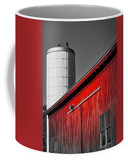 Fading Barn Coffee Mug