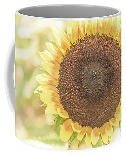 Fading Sunflower Coffee Mug
