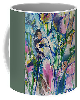Fairest Among The Lilies Coffee Mug