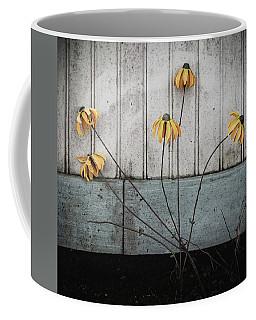 Fake Wilted Flowers Coffee Mug