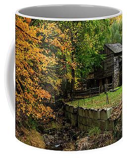 Fall At Cuttalossa Farm Coffee Mug