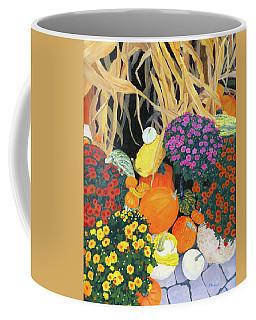 Fall Bounty Coffee Mug