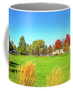 Coffee Mug featuring the photograph Fall Colors In Boise, Idaho by Dart and Suze Humeston