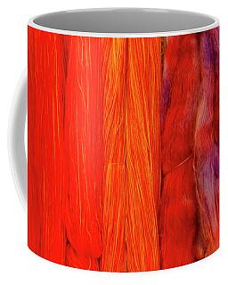 Fall Fibers 3 Coffee Mug