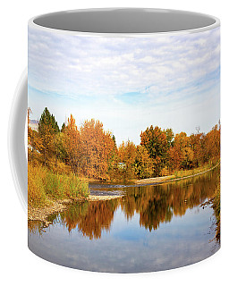 Coffee Mug featuring the photograph Fall In Emmett, Idaho by Dart and Suze Humeston