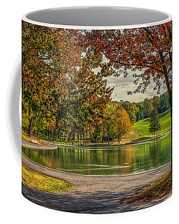 Fall In Montreal Coffee Mug